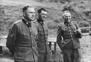 Baer, Mengele and Höss