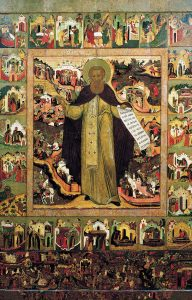 St. Sergius of Radonezh